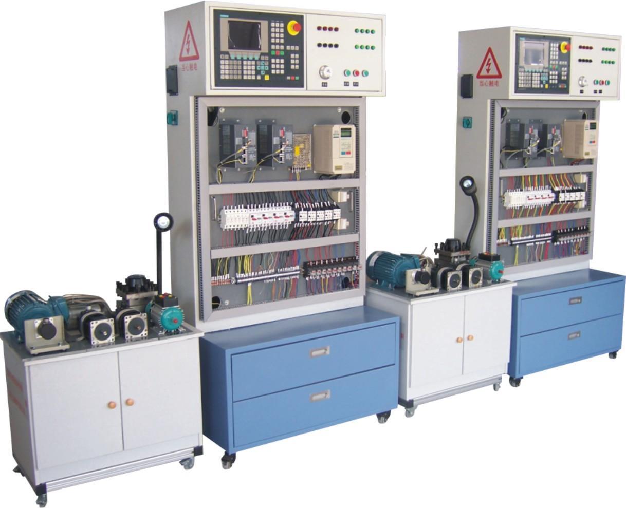 数控车床电气控制与维修实训柜