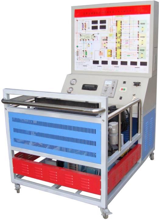 帕萨特B5自动空调系统实验台