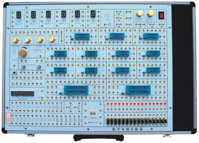 二,实验项目 1,门电路的逻辑功能及测试实验 2,组合逻辑电路(半加器