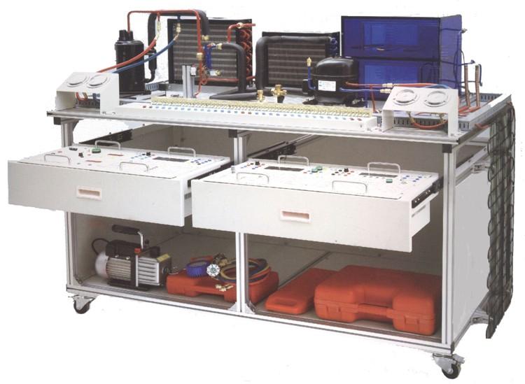现代制冷制热实训考核鉴定装置