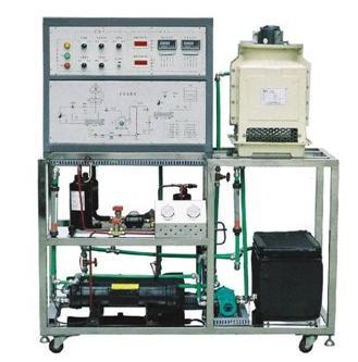 制冷压缩机性能测试实训装置
