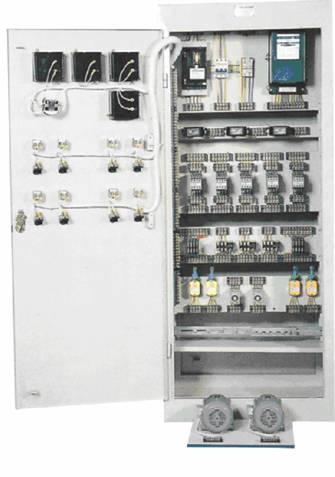 初级电工考核柜